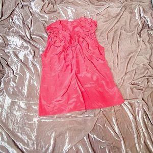 Hot pink blouse/tank